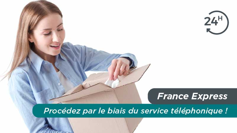 Comment contacter France Express