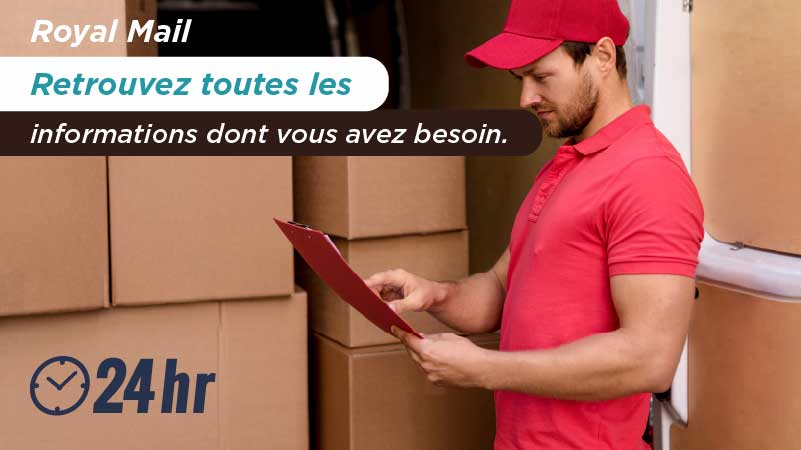 Comment contacter Royal Mail