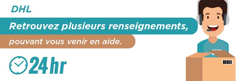 Service relation client DHL