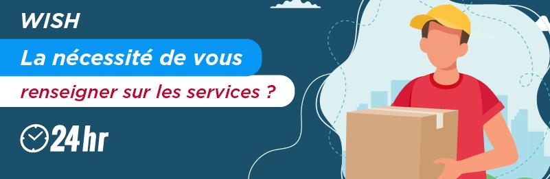 Service relation client WISH