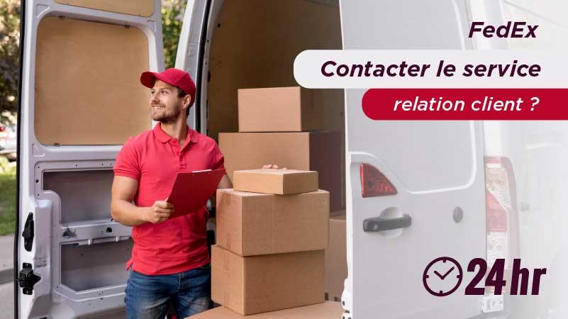 Comment contacter FedEx