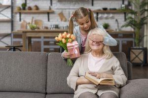 Nouvelle célébration fête des grands-mères