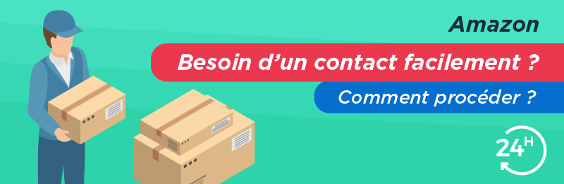 Service relation client Amazon
