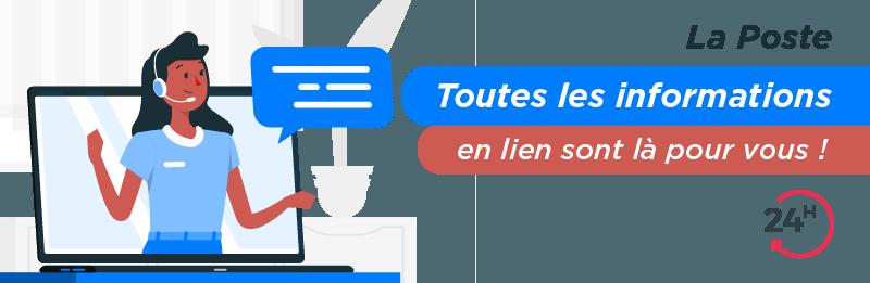 Service relation client La Poste