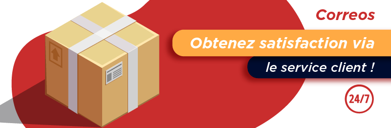 Correos service relation client